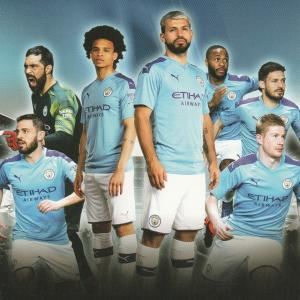 MANCHESTER CITY 〔EUROJAPAN CUP 2019〕