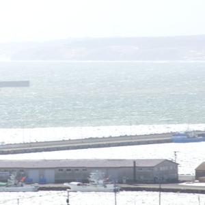3月の風景 おうち流氷まつり