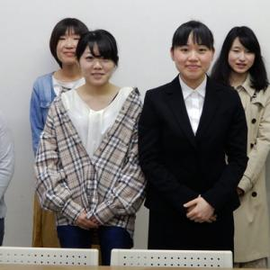 VFM神戸5月研修会 新人メンバーが入りました。ツイッター相談友達活動開始。