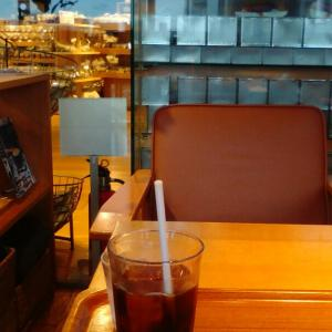 グランフロント大阪のMUJIカフェ
