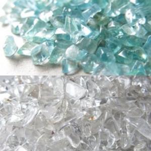新着アパタイトとアーカンソー水晶のさざれ石をアップしました。是非オンラインショップ...