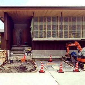 """茶室のある平屋""""弥生町の家""""オープンハウスのご案内"""