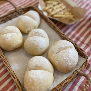 体験レッスン~ウインナーロール・ハイジの白パン