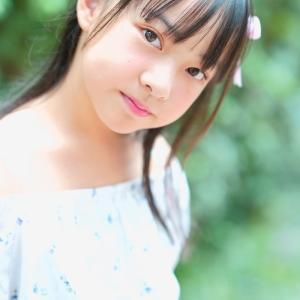 望未(のぞみ)ちゃん 9月29日Rainbow Flowers撮影会(3)