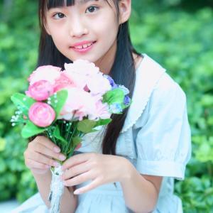 響野ユリア(ひびのゆりあ)ちゃん 9月29日Rainbow Flowers撮影会(2)