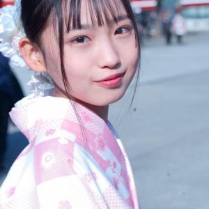 響野ユリアちゃん1月3日TIP 浅草、新春着物撮影会(3)