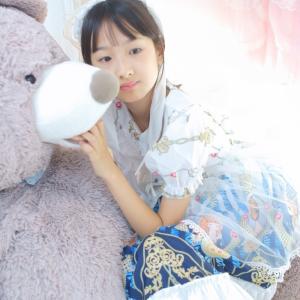 綺梨莉乃ちゃん6月27(日)なまいきリボンスタジオ1(1)