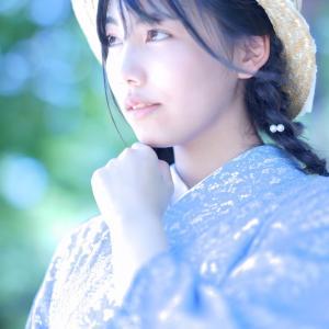 四つ葉にこちゃん7月22日(木祝)浅草着物コーデ撮影会(1)