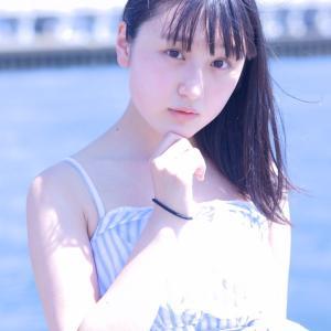 心花ちゃん7月25(日)江の島撮影(1)