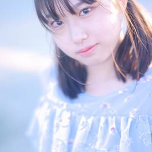 響野アンナちゃん7月25(日)江の島撮影(1)