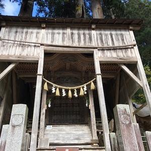 神社詣りとランチ