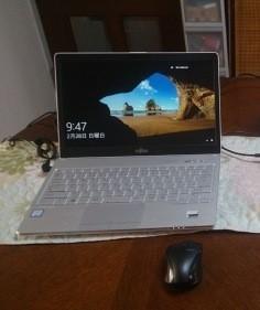 プレミアムなモバイルパソコン
