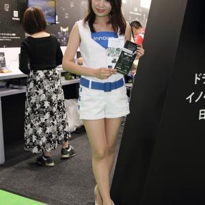 宇津野晴奈(HAReNA)さん(NH Technology 合同会社 ブース)