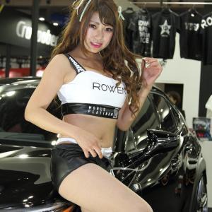 水嶋なな さん(ROWEN JAPAN ブース)
