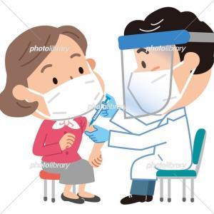 28日が姑コロナワクチン接種2回目