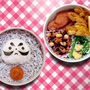 だるまのお弁当☆レシチン&コリン