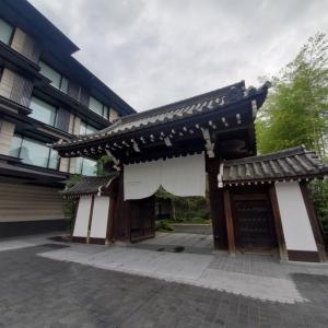 HOTEL THE MITSUI KYOTO~食べ旅京都③~