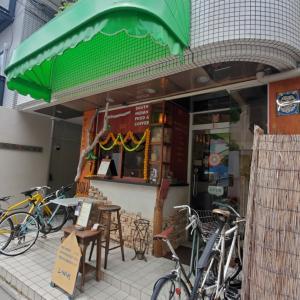 再びカレーとケーキとパン~食べ旅京都⑥~