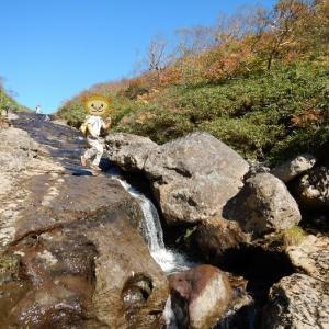 栗駒山 紅葉の山登り 最終回