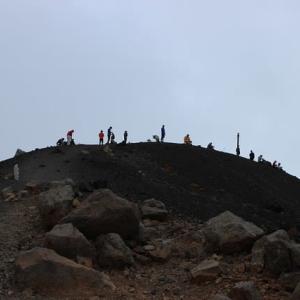 岩手山に登ってきました。②馬返し柳沢旧道