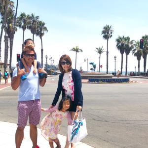 LAのヨーロッパ サンタバーバラへ♡
