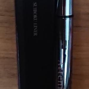 本気でお勧め!キツくならない黒!透け感のある水墨で瞳が際立つ水墨ライナー