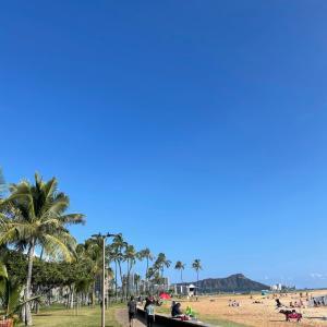 ハワイ観光な1日