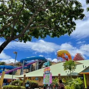 ハワイの夏休みのとある1日