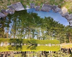 万博公園内の撮影スポット