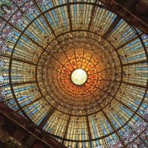 バルセロナ:カタロニア音楽堂とピカソ美術館