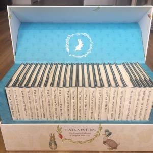 #おうちで過ごそう ピーターラビットの絵本BOXセット