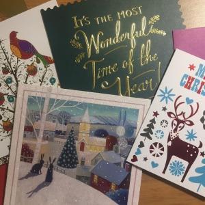 クリスマスカード郵送の〆切日は?