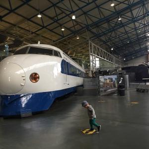 新幹線と機関車トーマス♪