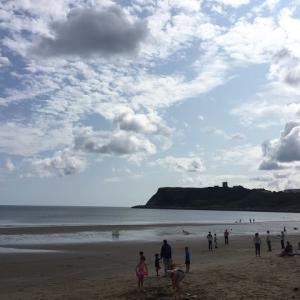 夏のイギリス風物詩!?海辺でフィッシュ&チップス
