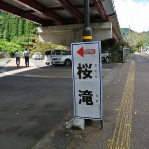 天ヶ瀬温泉 桜滝
