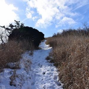 裏山の散歩 猟師山
