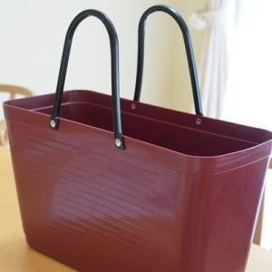 【スウェーデン発】植物由来プラスチックで作られた「HINZA」をお買い物バッグに♪