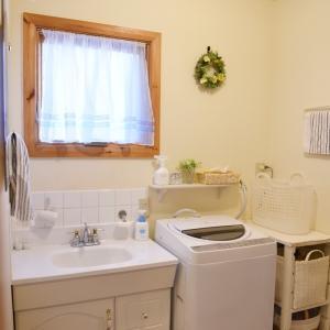 【大掃除】洗面脱衣所の掃除&自動で髪を巻いてくれるオートカールアイロン