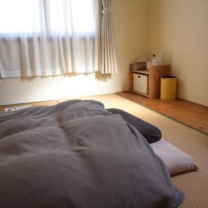【冬の寝具】寒がりの私はこうして寝ています(^^;)