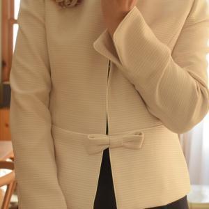 【卒業式&入学式】まだちょっと早いけれど…卒業式と入学式に着る(母の)スーツ!