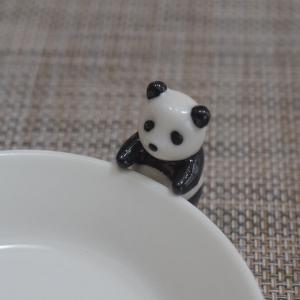 【ナチュラルキッチン】可愛いパンダの箸置きを発見してしまった~♪大好きなあの子にそっくり💛【100円】