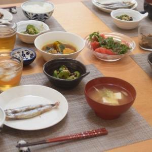 朝食だけはしっかりと(・∀・)お味噌汁を作る(だしの素でだけど)!