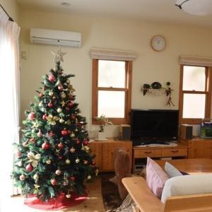 【2020Christmas】今年もクリスマスツリーを飾りました(*´∇`*)