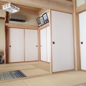 【日本間にエアコン設置】奥まった和室にエアコン設置する方法。天袋にエアコンをつける!?