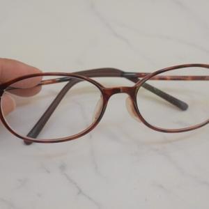 【白内障手術後の話】JINSでまずは近視用眼鏡を作りました♪今更ですがエアフレームっていいですね♪