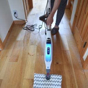 床掃除が楽になる!シャーク スチームモップ「Shark GENIUS(ジーニアス)」がやってきた♪【PR】
