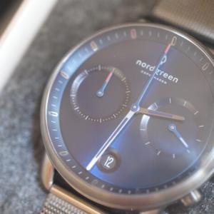 北欧発のカッコイイ腕時計「Nordgreen」