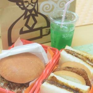 超久しぶりのIKEA&コメダ珈琲でテイクアウト「コメ牛 肉だく」