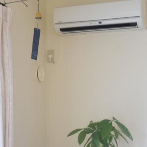 室内で風鈴を鳴らす方法v( ̄∇ ̄)v涼し気な音がチリンチリ~ン♪
