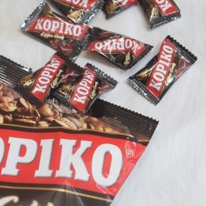 【キャンドゥ】懐かしのバリ島土産…大人のコーヒーキャンディ「KOPIKO」(税込み108円)